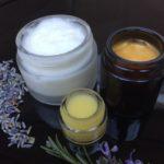 Atelier fabrication crème